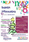 Boletn actividades Biblioteca Fundacin Caixa Galicia decembro 2010