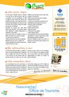 NEWSLETTER 9 - BOURG EN GIRONDE, OFFICE DE TOURISME
