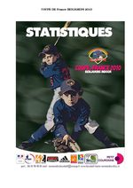 Résultats et statistiques de la Coupe de France Benajmins 2010