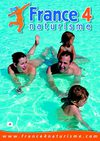 Brochure France 4 Naturisme 2011, brochure tariffe France 4 Naturisme, informazioni di ogni villaggio campeggio...