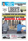 LIBERTE ALGERIE (liberte-algerie.com) du 27 Decembre 2010