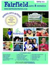 Fairfield Parks &amp; Recreation Spring 2011 Brochure