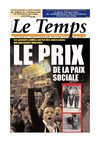 Le Temps d&#039;Algerie Edition Mardi 11 Janvier 2011