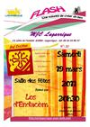 MJC Lagarrigue; Flash n°22: 2ème grand bal occitan de Lagarrigue Samedi 19 mars 2011