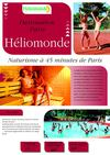heliomonde FRANCE 4 NATURISME brochure 2011