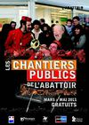 Programme des Chantiers Publics de l&#039;Abattoir (Mars-Mai 2011)