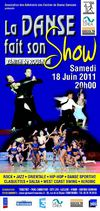 18 juin 2011 36eme GALA de Danse Sportive au Zenith de Rouen - Reservation Gala de Danse Rouen GALA