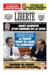LIBERTE ALGERIE (liberte-algerie.com) du 24 Avril 2011