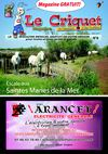 Le Criquet Magazine de Camargue et des Costires N6 Mai 2011
