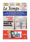 Le Temps d&#039;Algrie Edition du 15 Juin 2011