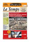 Le Temps d&#039;Algrie Edition du Dimanche 26 Juin 2011