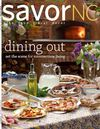 SavorNC Magazine - July/August 2011