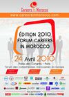 brochure de careers in morocco Paris 2010