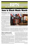 June 2011 Black Professionals News Volume 1 Issue 3