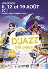 D&#039;jazz  la plage - Dijon