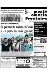 Peridico Mente Abierta Fronteira julio-agosto &#039;11