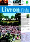 Livron l&#039;info - n47 - juillet / aot / septembre 2011