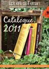 Catalogue 2011 Editions de Terran