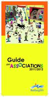 Guide des Associations | 2011-2012