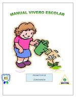 Manual Vivero Escolar