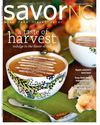 SavorNC Magazine - September/October 2011