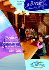 Guide Hbergement et Restauration 2011/2012 La Bresse