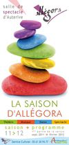 Agenda des spectacles  Auterive (31) &quot;La saison d&#039;Allgora&quot; de septembre 2011  fvrier 2012