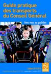 Guide pratique des transports du Conseil Gnral - Edition 2011/2012