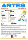 Journal ARTES N°0 (Septembre 2011)