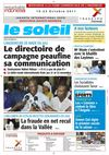 Edition du 03 Octobre 2011