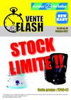 Vente flash du 03 au 15 Octobre 2011