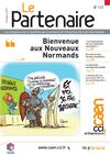 Le Partenaire - n145 - Magazine de la CCI de Caen Normandie