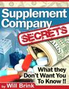 Supplement Company Secrets pdf