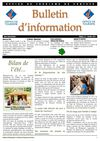 Bulletin d'information de l'office de tourisme de Portets n°2