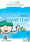 Ticket Sauveteur - Initiation au Sauvetage