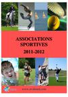 GUIDES DES ASSOCIATIONS SPORTIVES 2011-12