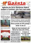 Jornal Gazeta de varginha 20/10/2011