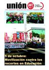 Newsletter UNIN UGT Castilla-La Mancha Num.6 - Octubre 2011