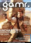 Gamr. Issue 3 - Is Uncharted 3 the Over Rated Game of the Year?