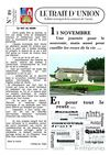 Bulletin municipal de la commune de Tauriac : Trait d'union n°19