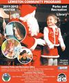 2011-2012 Winter Community Programs Brochure
