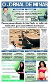 O Jornal de Minas Edio 27 de 07 de novembro de 2011
