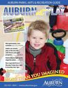 Auburn Parks, Arts &amp; Recreation Winter 2012 Recreation Guide