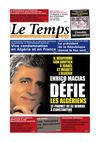 Le Temps d&#039;Algrie Edition du Mardi 29 Novembre 2011