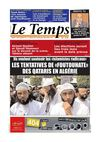 Le Temps d&#039;Algrie Edition du Samedi 10 Dcembre 2011