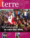 terre n135 - La solidarit au cur des ftes 