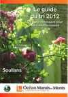 Calendrier de collecte Soullans 2012