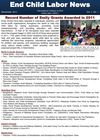 IIECL&#039;s End Child Labor News 12/2011, Volume 1, No. 1