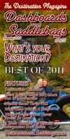 "Dashboards and Saddlebags ""The Destination Magazine"" January 2012"