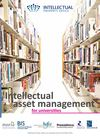 Intellectual asset management for universities